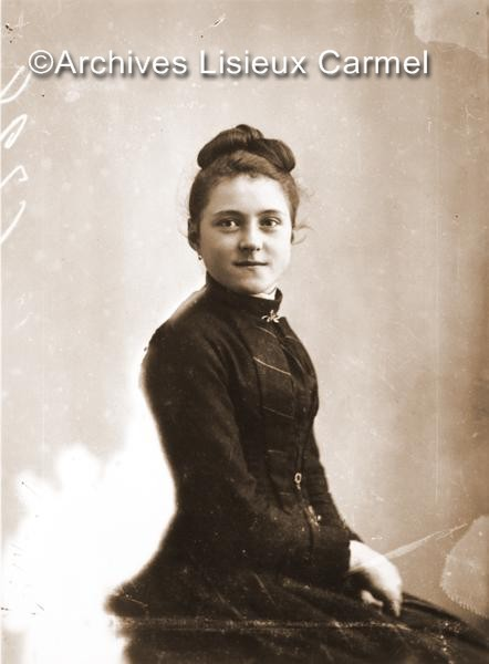 St. Therese at 15, April 1888