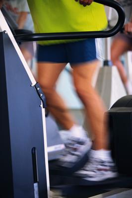 Man on treadmill (ILM)