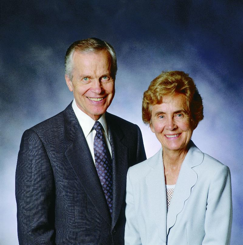 Dr. Howard and Judy Gimbel