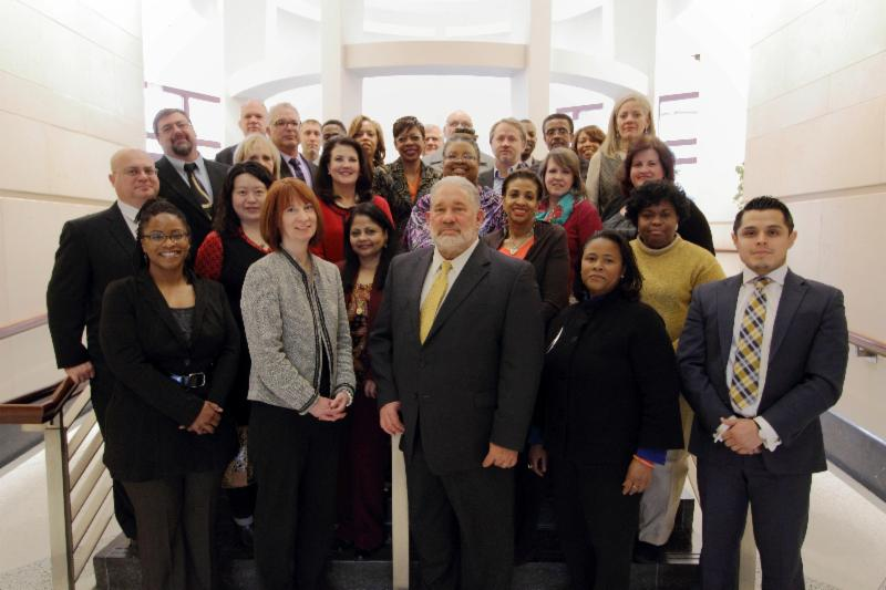 OSCUI staff photo