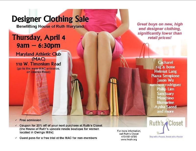 MAC 4/4/2013 Sale event
