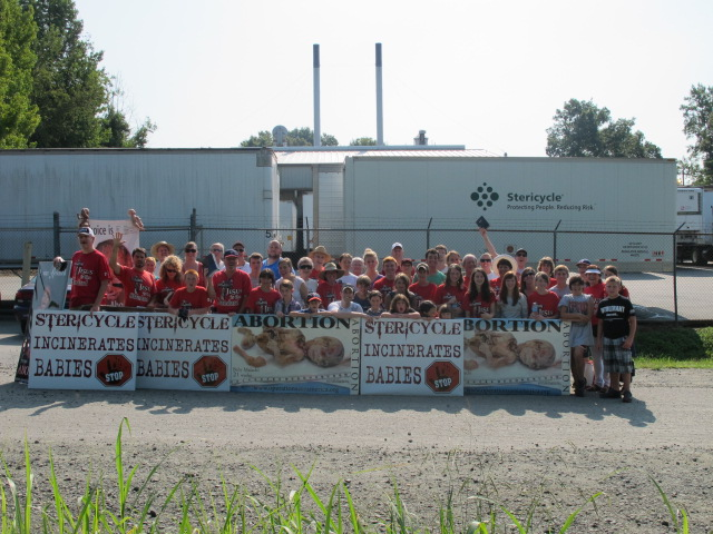 CSS at Stericycle's Haw River/Graham incineration plant