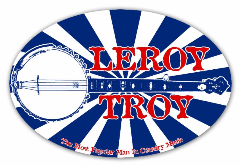 Leroy Troy Sticker
