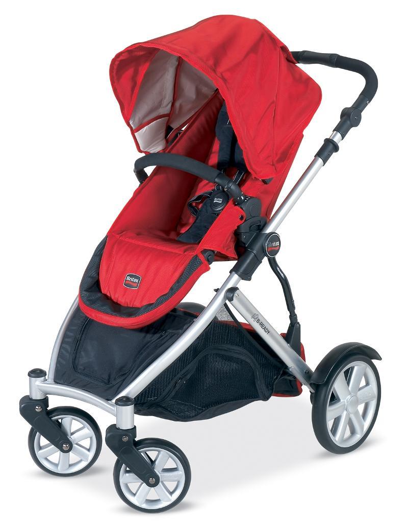 Britax B Ready stroller Red