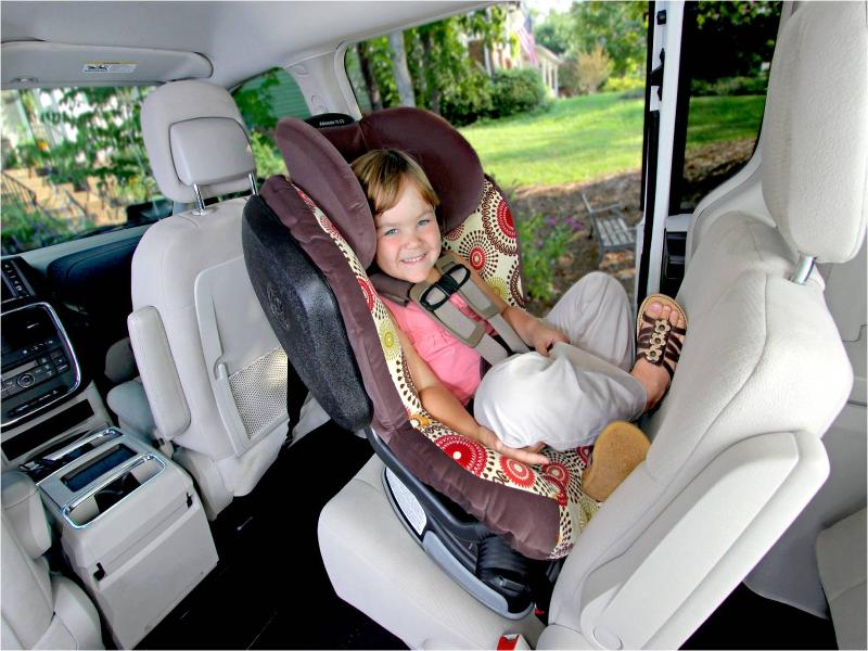 Rear-Facing in Car Seats: How Long is Long Enough? Wed 5/2 @ 9pm EST
