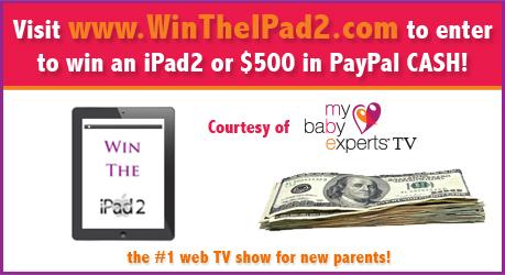 Win The iPad2 Contest Horizontal