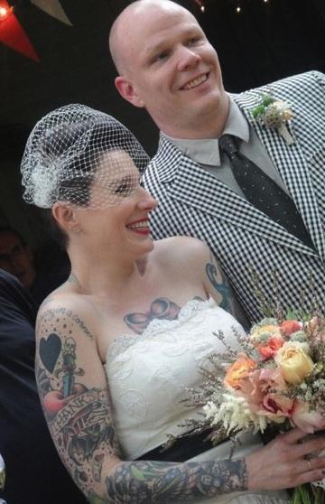 elizabeth wedding