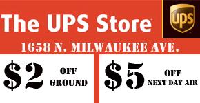 ups discount ad