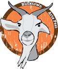bucktown arts fest logo