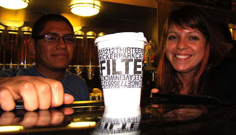 filter employees with cofffeee