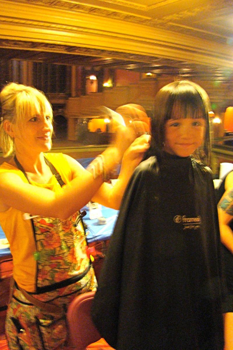 haircut n congress