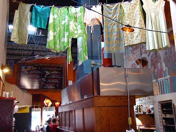 caffe de luca clothesline