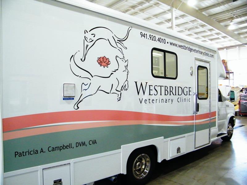 Dr Pat's Van