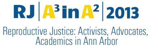 A3 in A2 logo