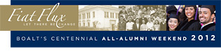 All-Alumni Weekend Banner
