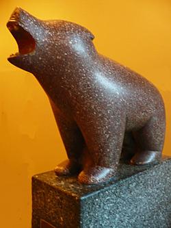 Bufano Bear