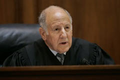 Calif Supreme Court-Ronald George