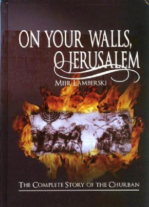 On Your Walls, Jerusalem
