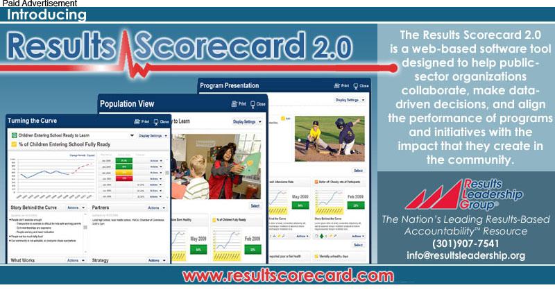 Results Scorecard Advertisement