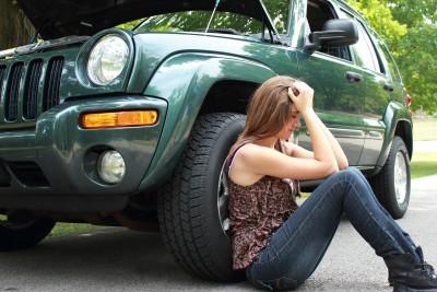 Car Breakdown for Pay it Forward