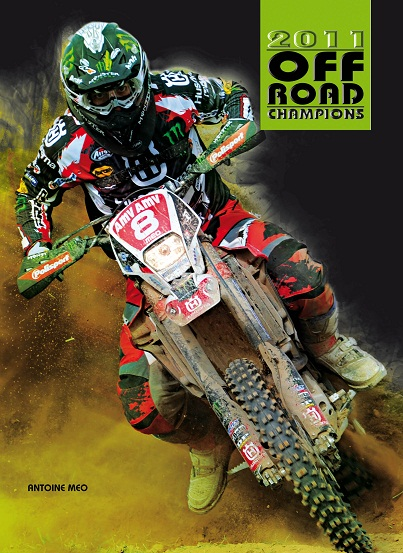 Off Road Champions Book