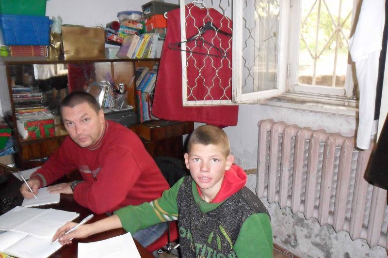 Kostya & Borya