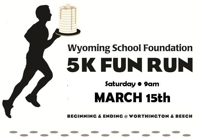 The third Annual WSF 5K Fun Run took place on Saturday