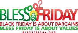 bless friday logo