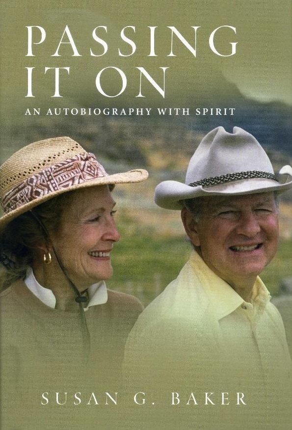Susan Baker's book