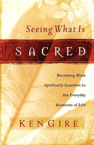 seeing what is sacred book cover