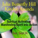 julia butterfly hill event
