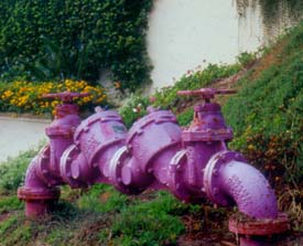 Recycled Water Pipe