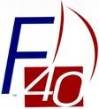 F40 logo