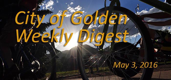 May 3 2016 Weekly Digest