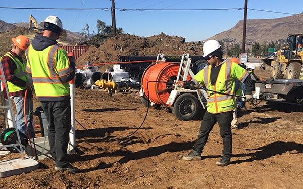Linking Lookout Utility Relocation