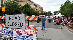 First Friday Street Fair