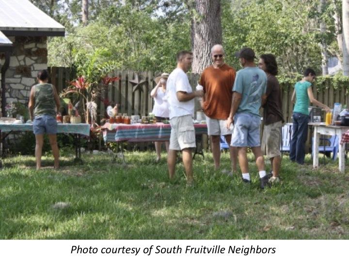 South Fruitville Neighbors