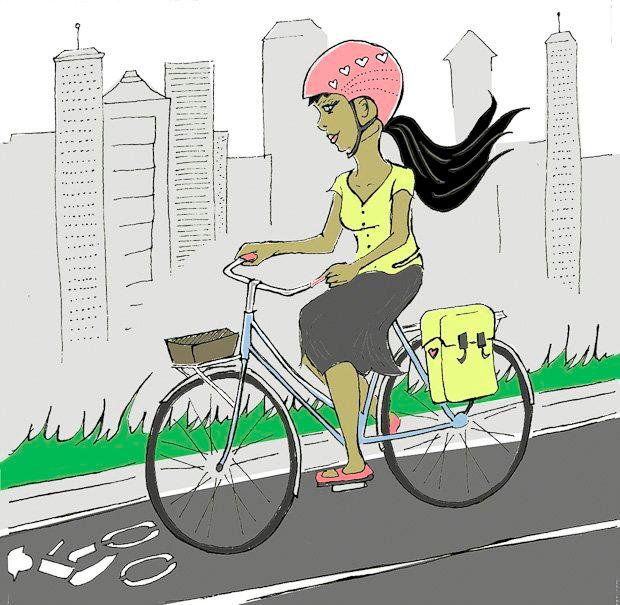 Bike Wisdom graphic