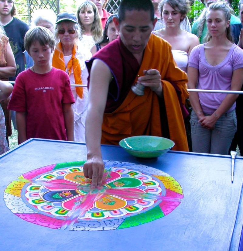 Lobsong Mandala