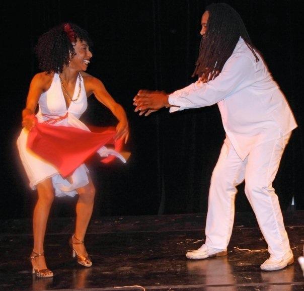 Francisco workshop dancers