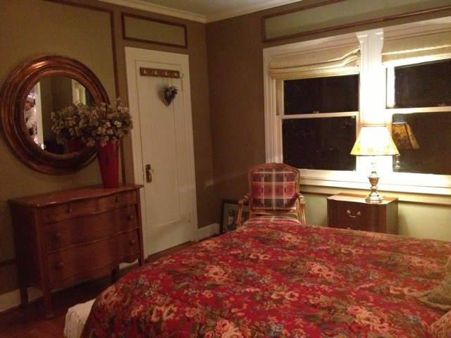 bedroom finishing