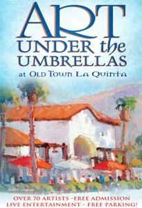 Art Under Umbrellas Logo