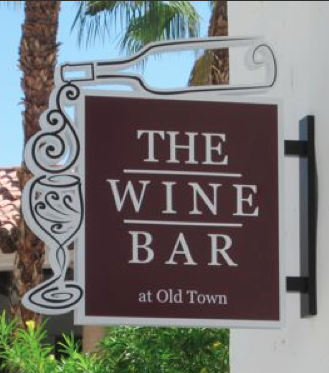 Wine Bar At Old Town