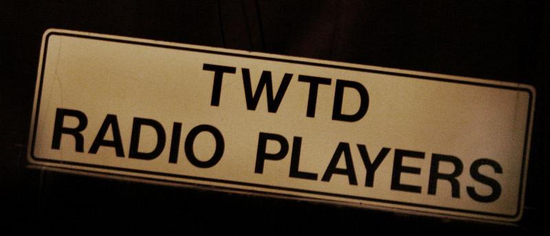 TWTD sign
