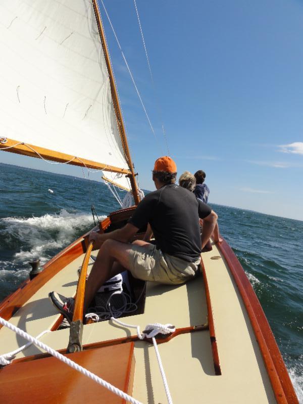 Penobscot sailing