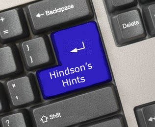Hindson's Hints icon