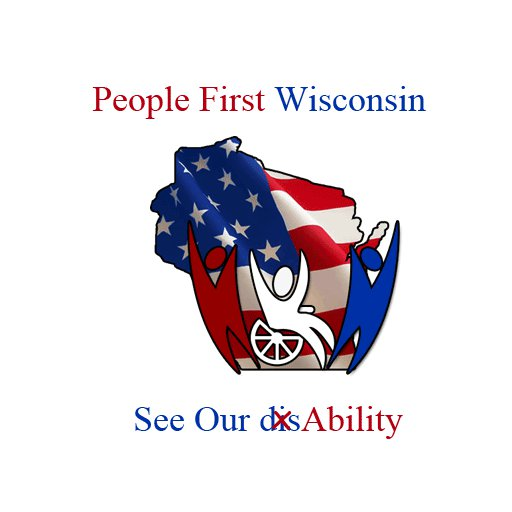 People First WI Logo