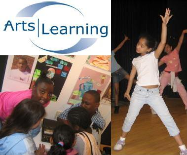 Arts Learning Banner