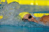 Swimmer Yellow