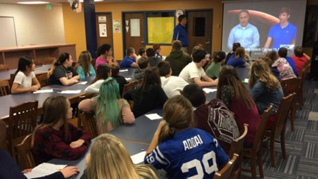 Successful NASA Interactive Classroom - INSGC
